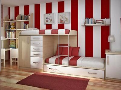 こんな2段ベッドもあった!2段ベッド9選   IZILOOK