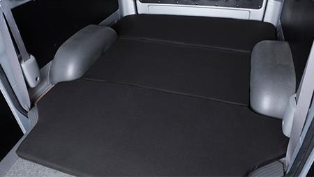 車中泊用ベッド