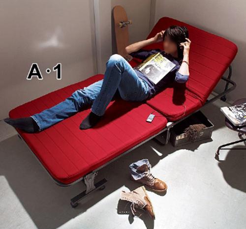 リクライニングベッド2