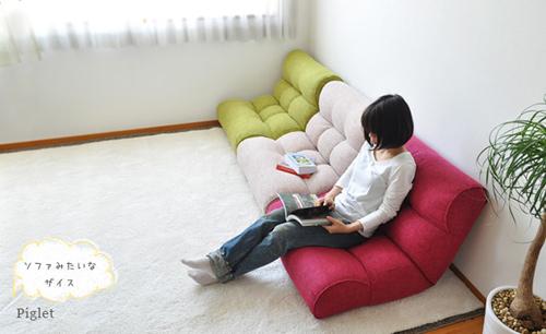 座椅子ソファー3