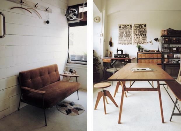 4種類以上の椅子