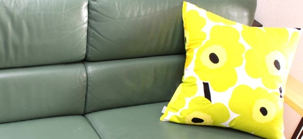 th_marimekko_unikko_Yellow_cushioncover_top