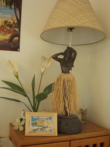 ハワイアンインテリア雑貨1