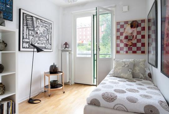 20 Best Small Modern Bedroom Ideas: 一人暮らしのインテリア|オシャレのコツと参考コーデ30選