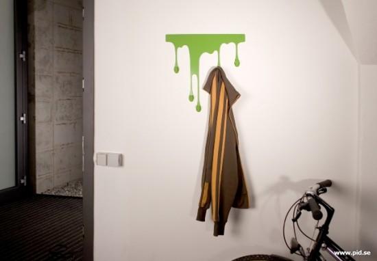 ハンガー掛け 壁 9
