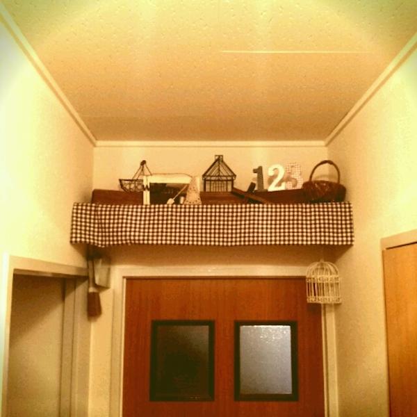 一人暮らしの収納例