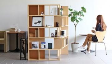木製 本棚 おしゃれ5