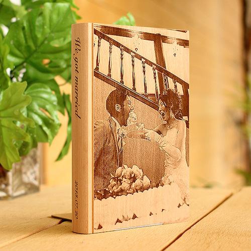 木製 ボックスタンド ②