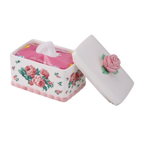 Toilet seat box