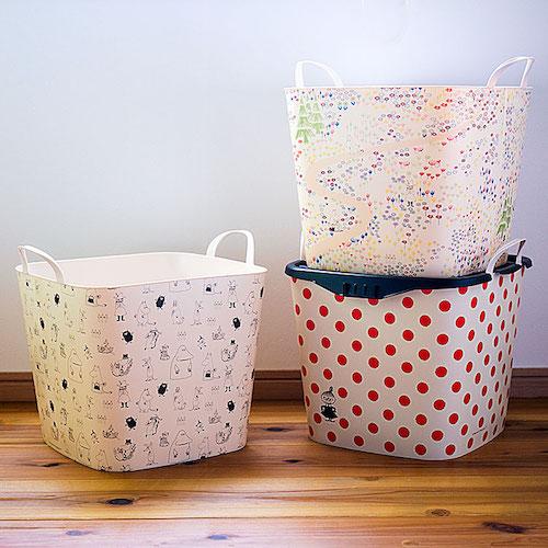 Moomin's basket