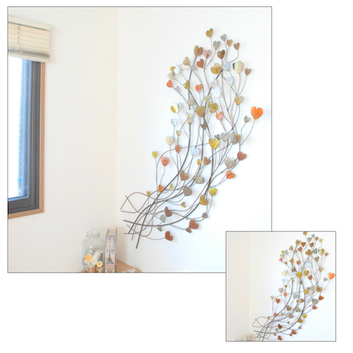 Wall Decor Love Tree