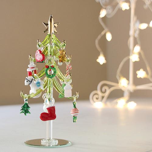 compact Christmas tree