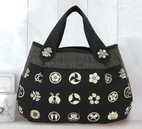 japanese Round bag