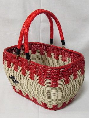 retro Shopping basket