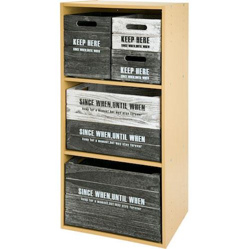 nitori wood box